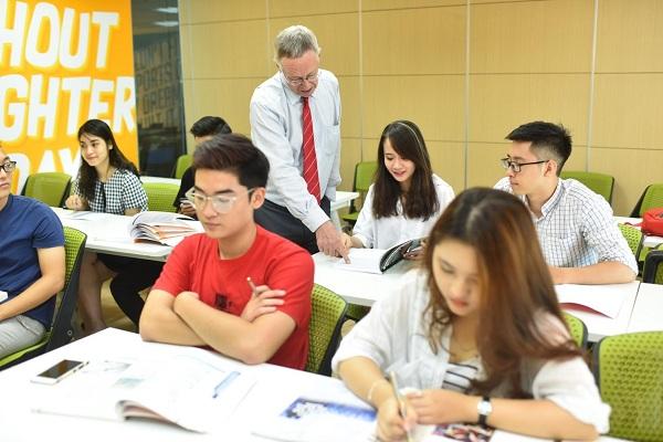 Chất lượng giảng dạy đạt chứng chỉ ISO 9001:2008
