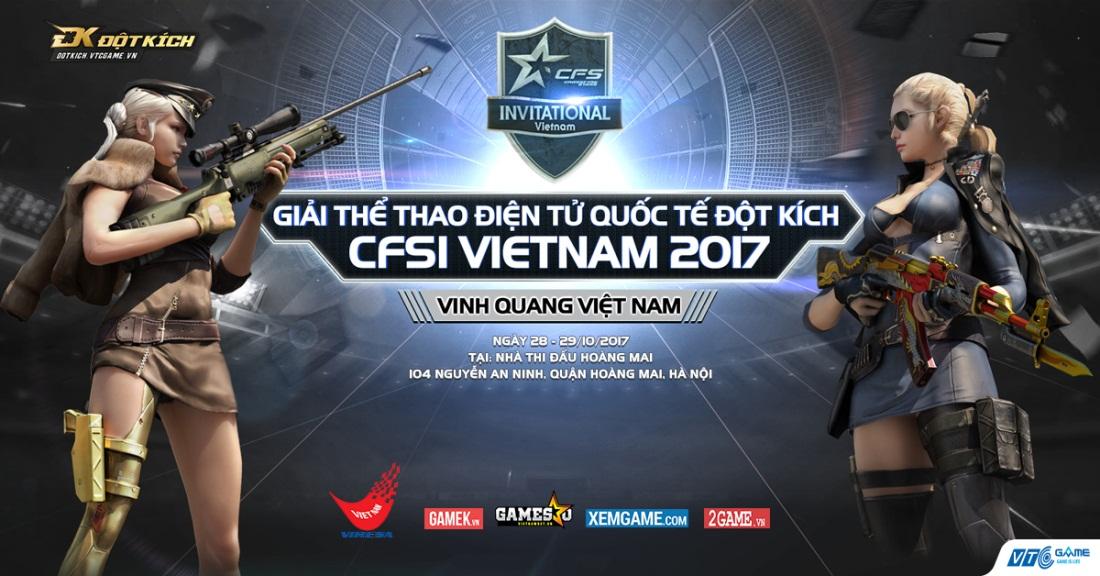 """Vẫn là BossCFVN """"độc bá"""" giải chuyên nghiệp Đột Kích Việt Nam"""