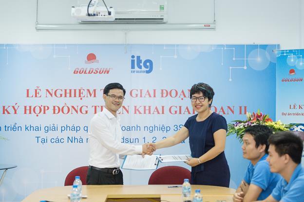 3S ERP đưa ITG vào Top 50 Doanh nghiệp CNTT hàng đầu Việt Nam - Ảnh 1.