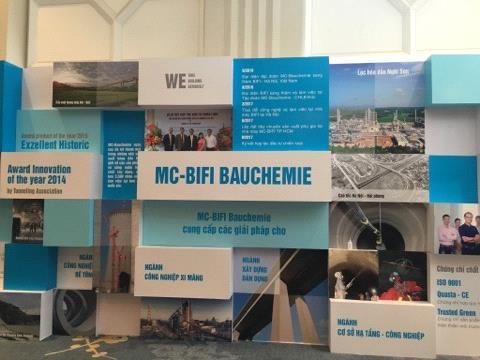 Thương hiệu danh tiếng Đức tham gia thị trường hóa chất xây dựng tại Việt Nam - Ảnh 1.