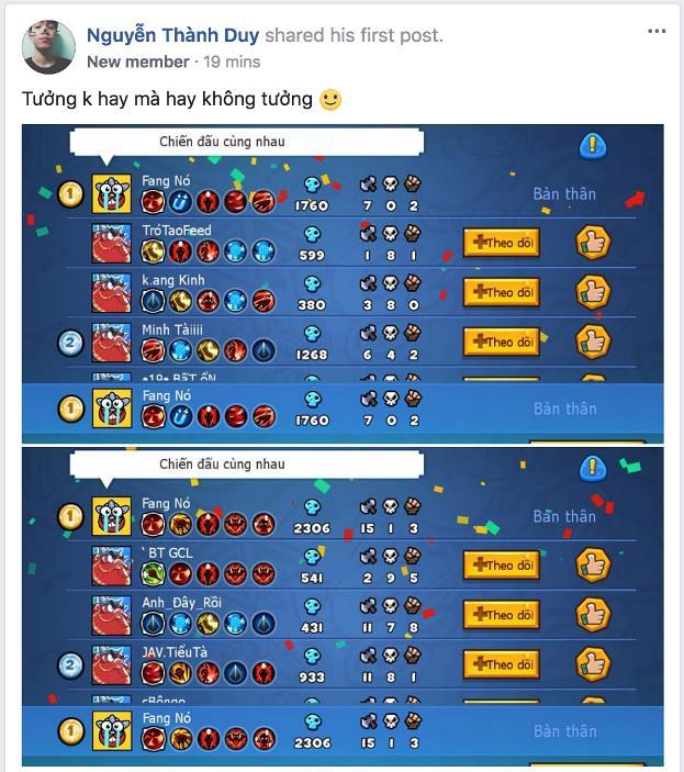 """360mobi Ngôi Sao Bộ Lạc: Game vừa ra mắt, game thủ đã đổ xô vào """"quẩy"""" rank nhiệt liệt"""