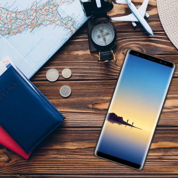 Điện thoại Samsung là một trong những mặt hàng bán chạy nhất trên Lazada trong đợt Cách mạng mua sắm.