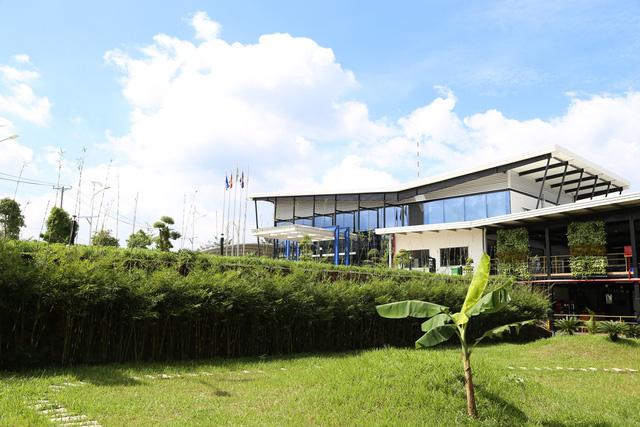 ATAD – Doanh nghiệp Kết cấu thép đầu tiên sở hữu nhà máy chuẩn LEED GOLD tại châu Á - Ảnh 1.