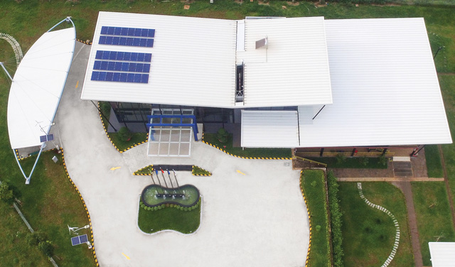 ATAD – Doanh nghiệp Kết cấu thép đầu tiên sở hữu nhà máy chuẩn LEED GOLD tại châu Á - Ảnh 3.