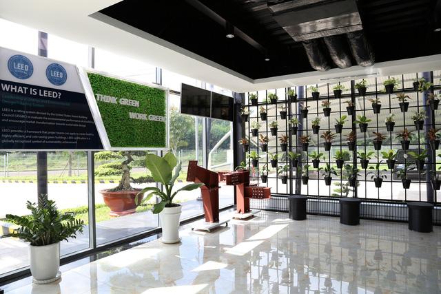 ATAD – Doanh nghiệp Kết cấu thép đầu tiên sở hữu nhà máy chuẩn LEED GOLD tại châu Á - Ảnh 4.