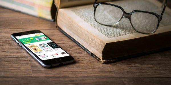 Platform xuất bản điện tử: xu thế mới của thị trường sách - Ảnh 1.