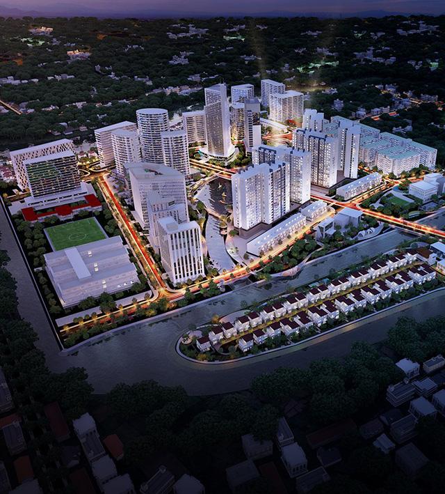 """Bất động sản khu Nam đón """"sóng"""" hạ tầng - Ảnh 1."""