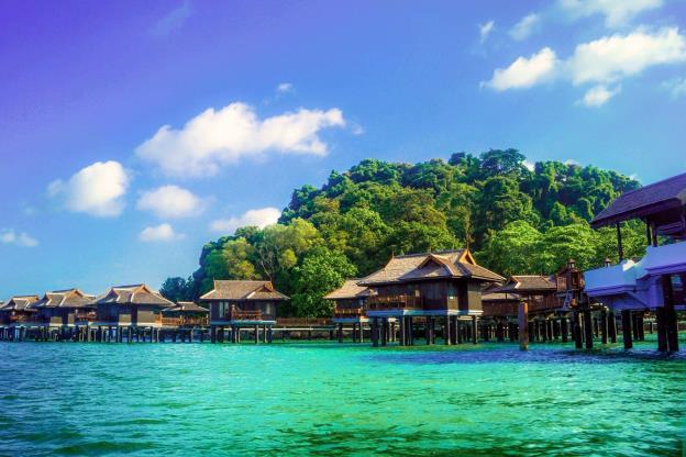 Mùa xuân lạc lối tại đảo thiên đường Mabul – Malaysia - Ảnh 5.