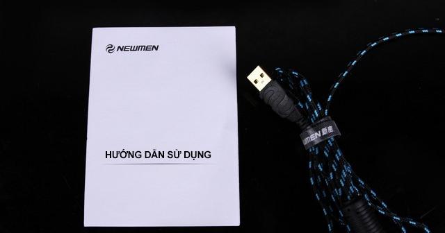Dây và hướng dẫn của Newmen GX5-plus