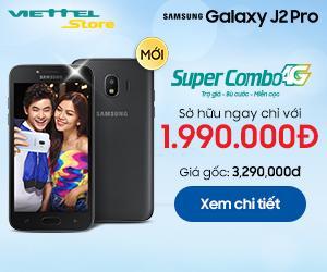 Samsung Galaxy J2 Pro hút khách vì 'đánh trúng' tâm lý người Việt - Ảnh 1.