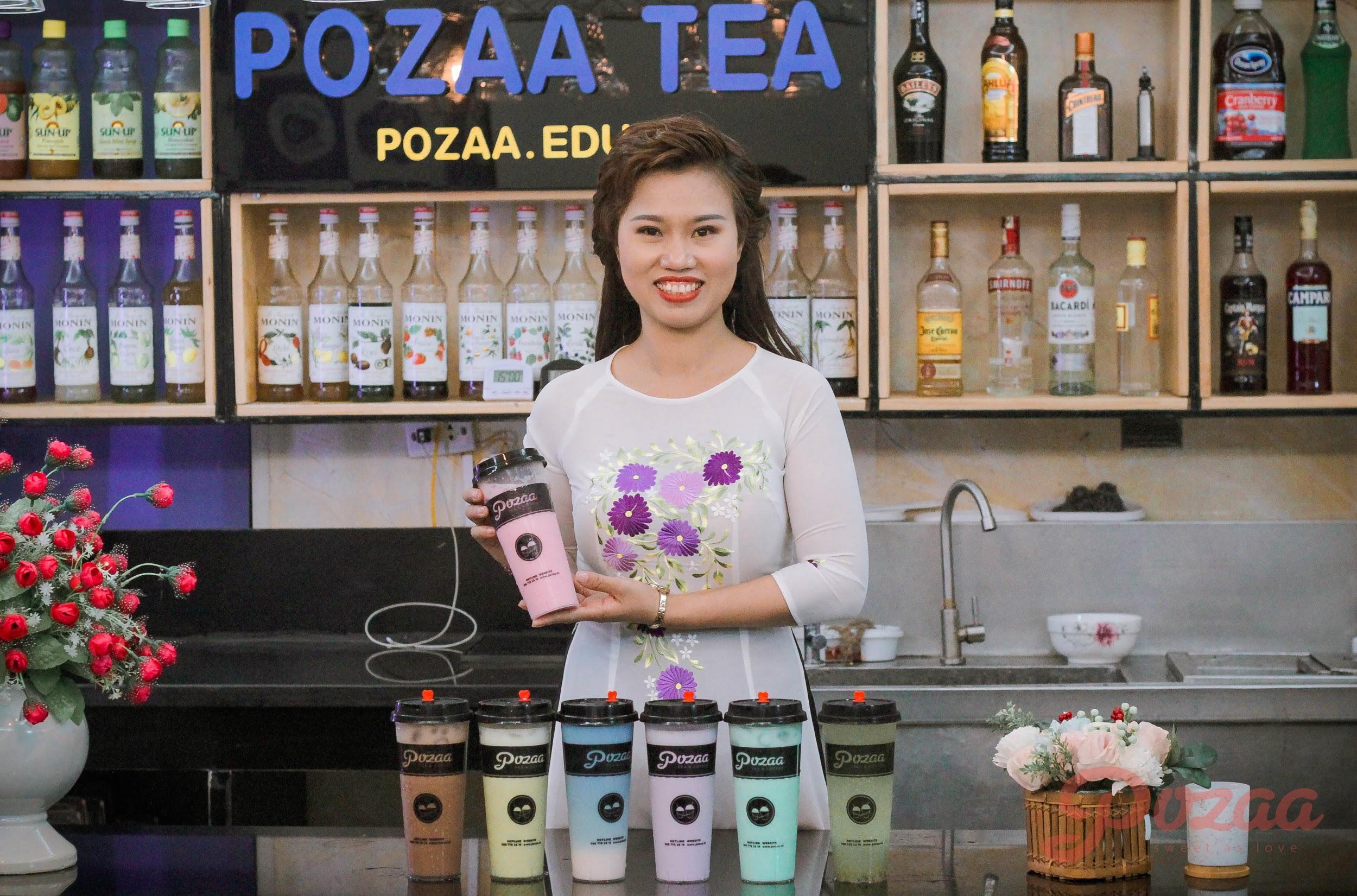 Bà chủ sở hữu 2 thương hiệu trà sữa khởi nghiệp vì muốn loại bỏ thực phẩm bẩn.