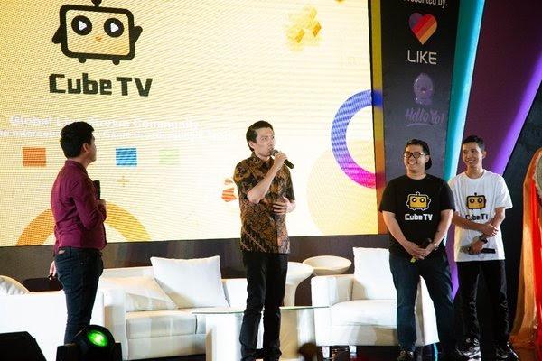BIGO ra mắt Cube TV để mang đến cho người chơi một bước tiến mới trong lĩnh vực eSport - Ảnh 2.