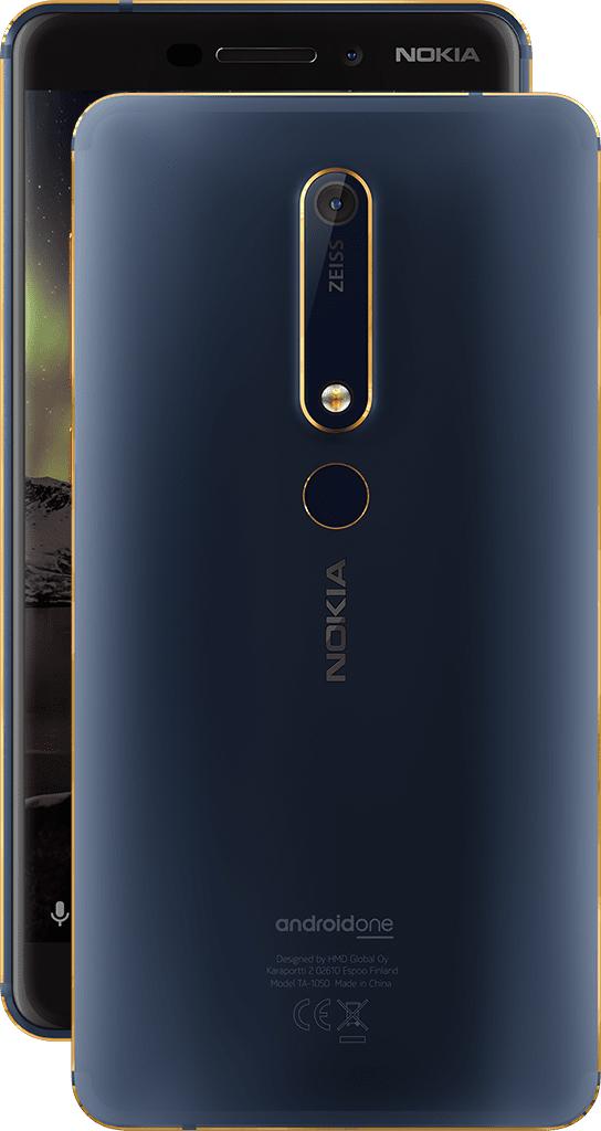 Nokia 6 mới phiên bản Blue Gold 64gb - chiếc điện thoại lý tưởng dành cho mọt game - Ảnh 2.