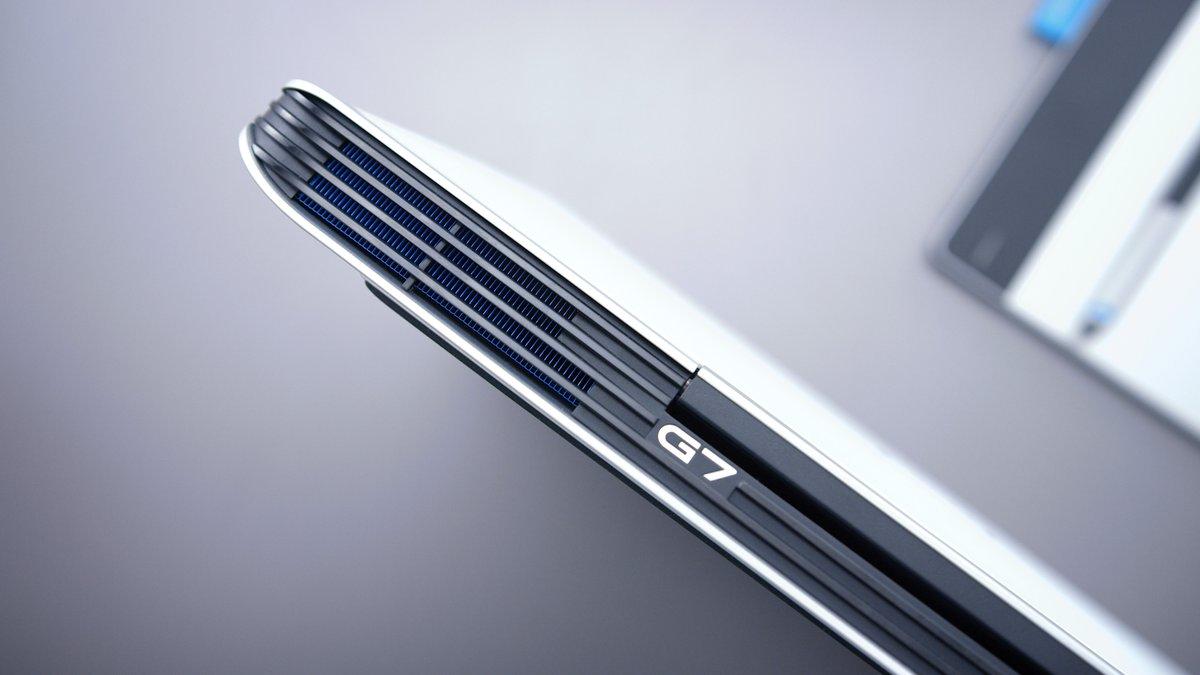 Khám phá Dell G7 - Laptop gaming Core I9 ấn tượng