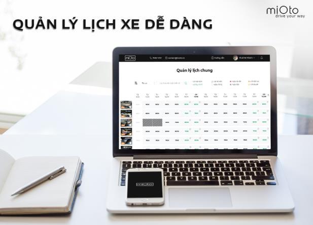 """Ứng dụng Mioto – Mô hình """"Airbnb"""" trong lĩnh vực thuê xe ô tô tại Việt Nam - ảnh 5"""