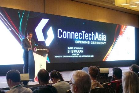 Giải pháp IoT của VNPT Technology gây ấn tượng tại CommunicAsia 2018 - Ảnh 1.
