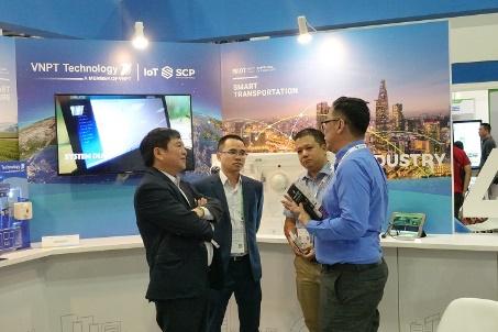 Giải pháp IoT của VNPT Technology gây ấn tượng tại CommunicAsia 2018 - Ảnh 2.