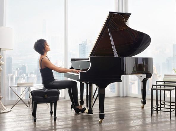 Steinway & Sons Spirio: Cây đàn piano tự động chơi có độ phân giải cao đầu tiên trên thế giới - Ảnh 2.