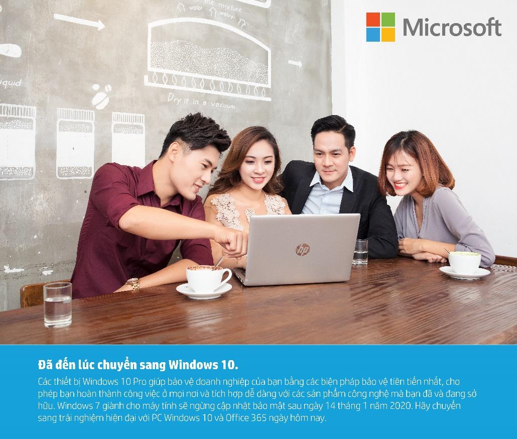 Chiếc laptop không thể vừa vặn hơn cho doanh nghiệp vừa và nhỏ - Ảnh 1.