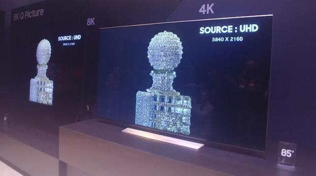 8K TV: Mọi thứ bạn cần biết về tương lai của TV - Ảnh 2.