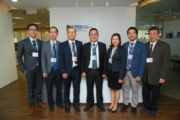Công ty Cổ phần TEKCOM đón nhận lãnh đạo mới và ra mắt bộ nhận diện thương hiệu mới