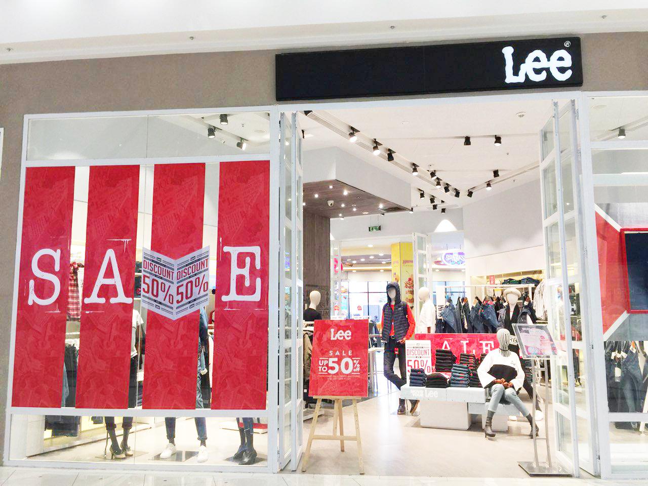 Cơ hội săn hàng giảm giá mùa Black Friday dành cho fan của Lee, Marks&Spencer - Ảnh 5.