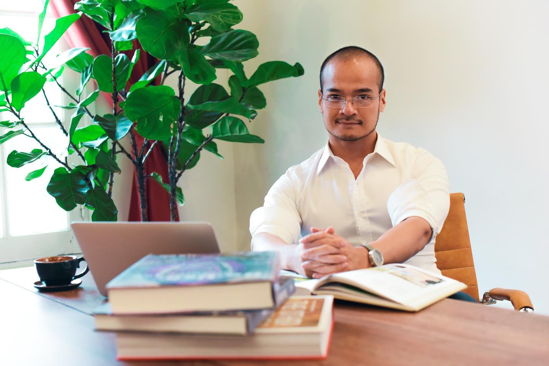 CEO Toong: Kiến tạo tương lai từ trăn trở về bản sắc dân tộc.