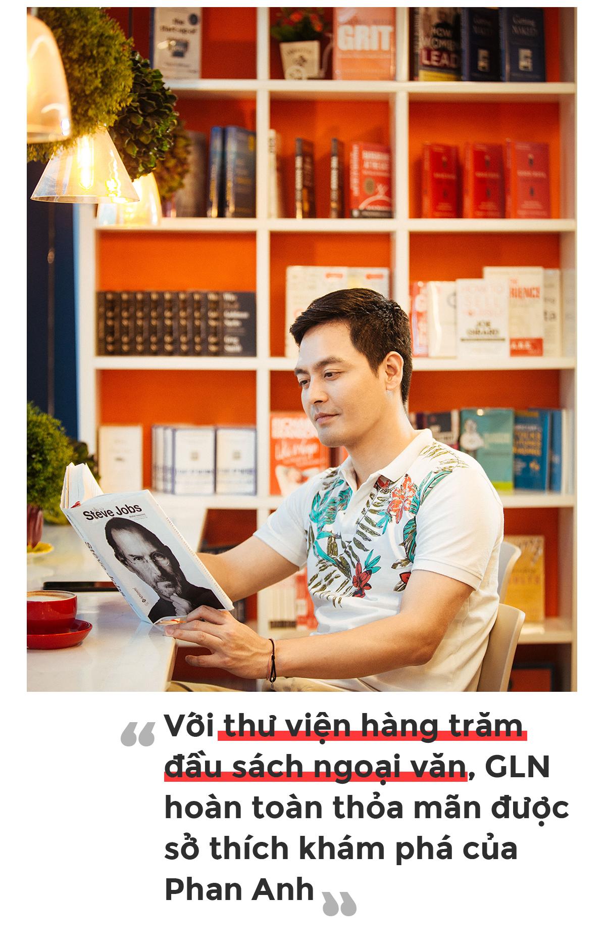 """MC Phan Anh: """"Bước chậm lại để tiến xa hơn"""" - Ảnh 5."""
