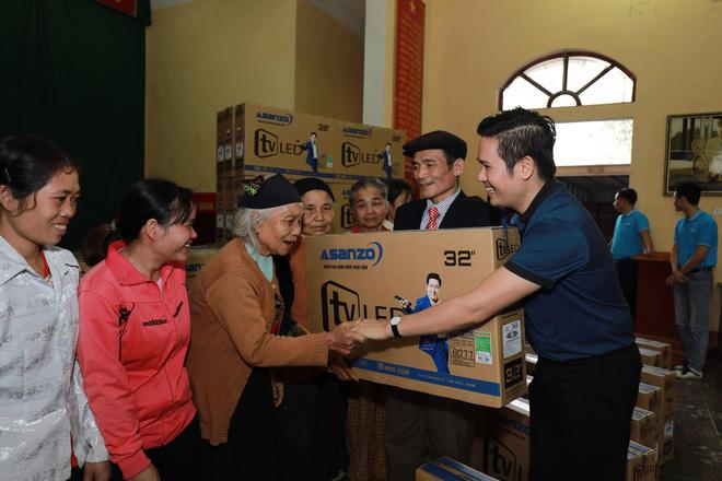 Chủ tịch Phạm Văn Tam trải lòng sau cột mốc 5 năm của Asanzo