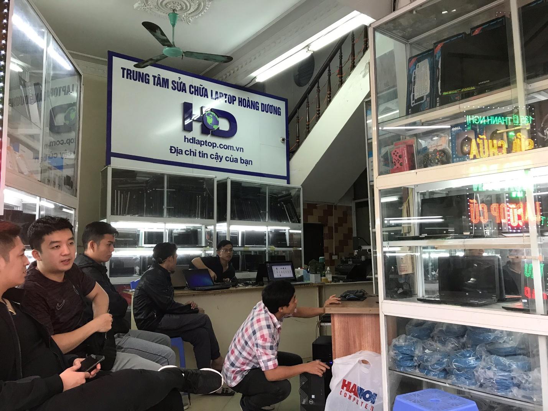Địa chỉ thu mua máy tính laptop cũ uy tín tại Hà Nội