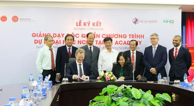 Tập đoàn giáo dục Nguyễn Hoàng mở ra cơ hội du học với khả năng đậu visa lên tới 99%