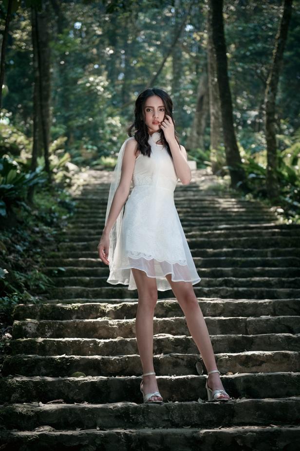 """Đẹp mỏng manh cùng BST """"The Fairy Of Ballet"""" - Ảnh 5."""