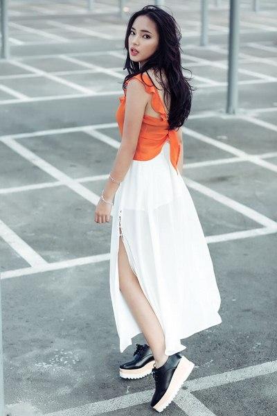 Vừa nhận giải tại Influence Asia 2017, Châu Bùi tiếp tục góp mặt vào Fashion Film mới - Ảnh 1.