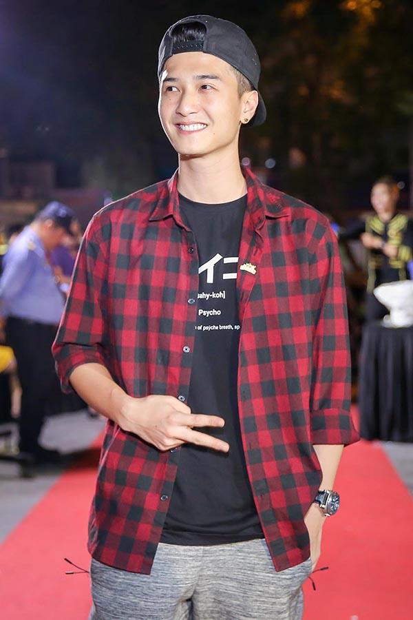 Dàn sao Việt rộn ràng tham gia lễ hội đẳng cấp - Ảnh 6.