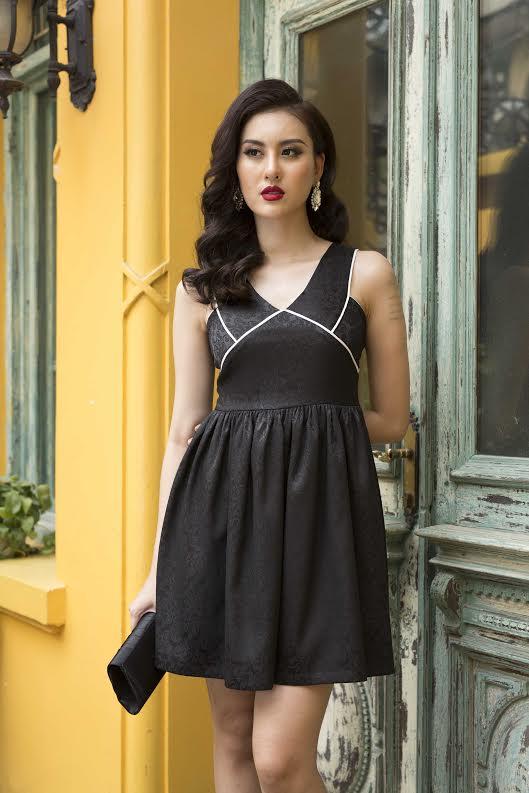 Hà Lade đẹp mê hồn như quý cô Paris trong lookbook mới của 20Again - Ảnh 2.
