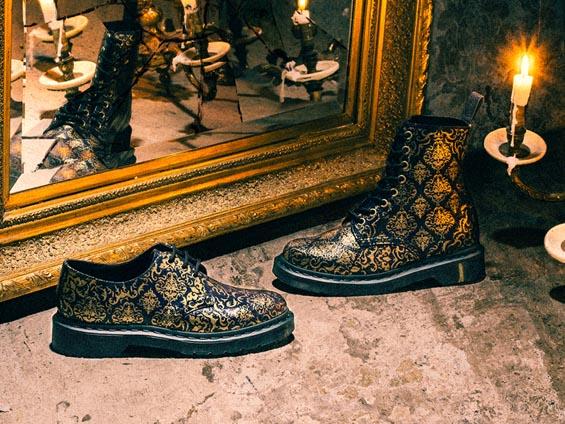 Điểm danh các mẫu giày độc nhất của Dr. Martens khiến giới mê giày phát cuồng - Ảnh 2.