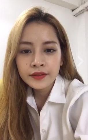 """Chi Pu khoe """"50 sắc thái"""" đáng yêu trong buổi Livestream với fan - Ảnh 3."""