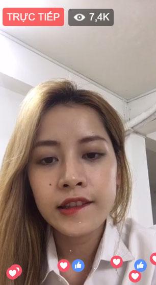 """Chi Pu khoe """"50 sắc thái"""" đáng yêu trong buổi Livestream với fan - Ảnh 4."""