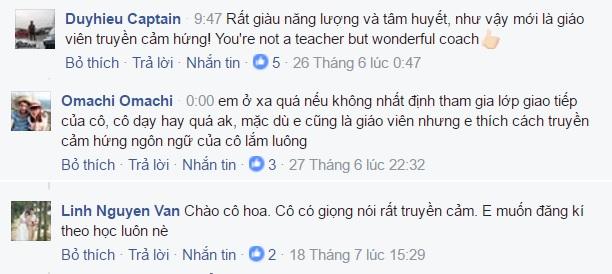 """Bí quyết """"triệu view"""" của cô giáo dạy tiếng Anh qua mạng - Ảnh 3."""