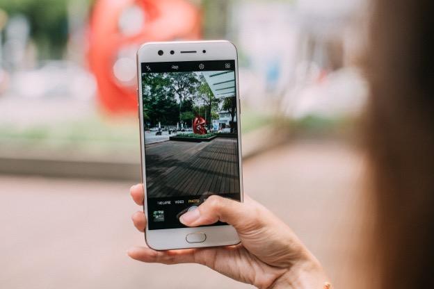 Mua ngay chuyên gia selfie góc rộng OPPO F3 chỉ 6.990.000đ - Ảnh 4.