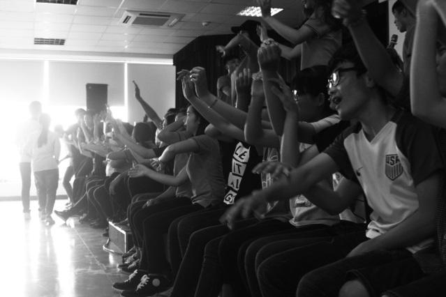 Teen miền Bắc rủ nhau tham gia ngày hội Toán cực vui - Ảnh 3.