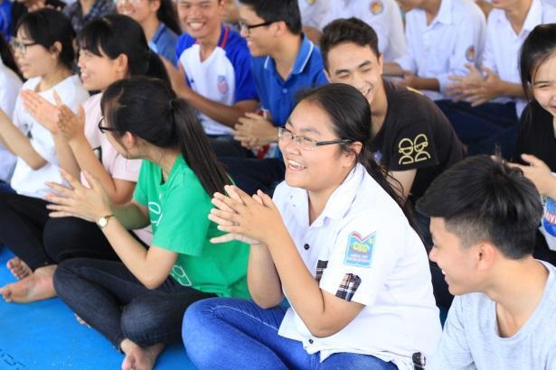 Teen miền Bắc rủ nhau tham gia ngày hội Toán cực vui - Ảnh 6.