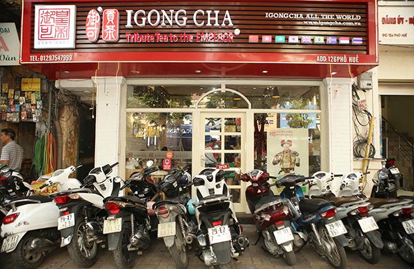 IGong Cha – Thương hiệu trà sữa độc đáo dành cho giới trẻ Hà thành - Ảnh 4.