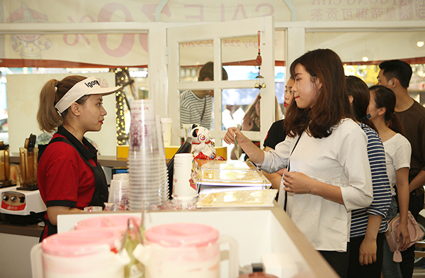IGong Cha – Thương hiệu trà sữa độc đáo dành cho giới trẻ Hà thành - Ảnh 5.