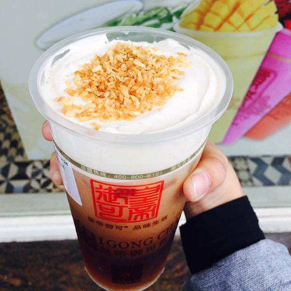 IGong Cha – Thương hiệu trà sữa độc đáo dành cho giới trẻ Hà thành - Ảnh 6.