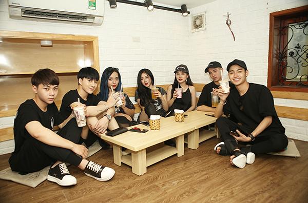 IGong Cha – Thương hiệu trà sữa độc đáo dành cho giới trẻ Hà thành - Ảnh 9.