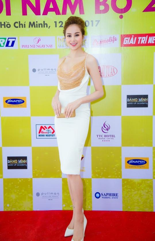 Hoa hậu Sella Trương cùng đạo diễn Lê Cung Bắc làm giám khảo tuyển chọn Hoa khôi Nam Bộ - Ảnh 3.