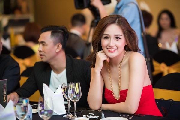 Dàn Hoa hậu, Á hậu Việt lộng lẫy khoe sắc tại sự kiện - Ảnh 1.