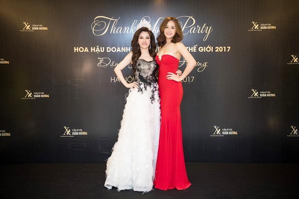 Dàn Hoa hậu, Á hậu Việt lộng lẫy khoe sắc tại sự kiện - Ảnh 2.
