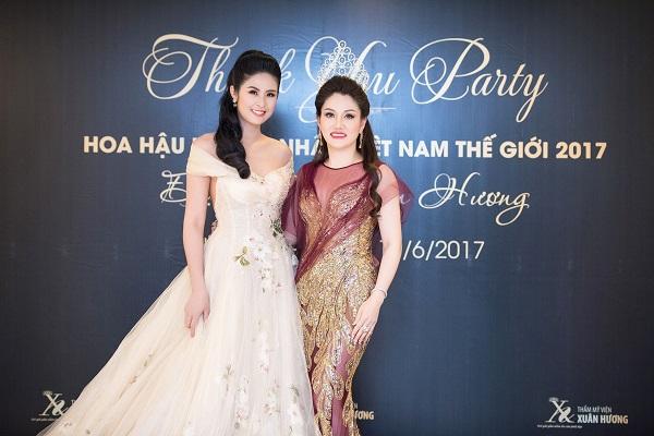 Dàn Hoa hậu, Á hậu Việt lộng lẫy khoe sắc tại sự kiện - Ảnh 3.